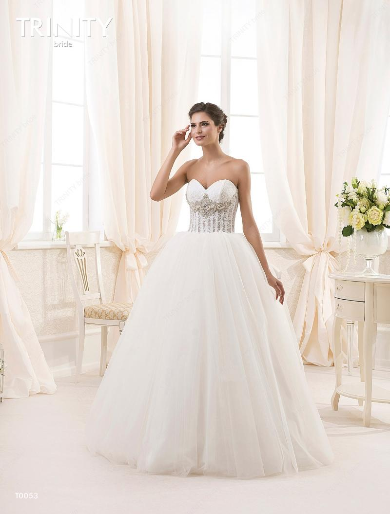 Wedding Dress Pentelei Dolce Vita Trinity T0053