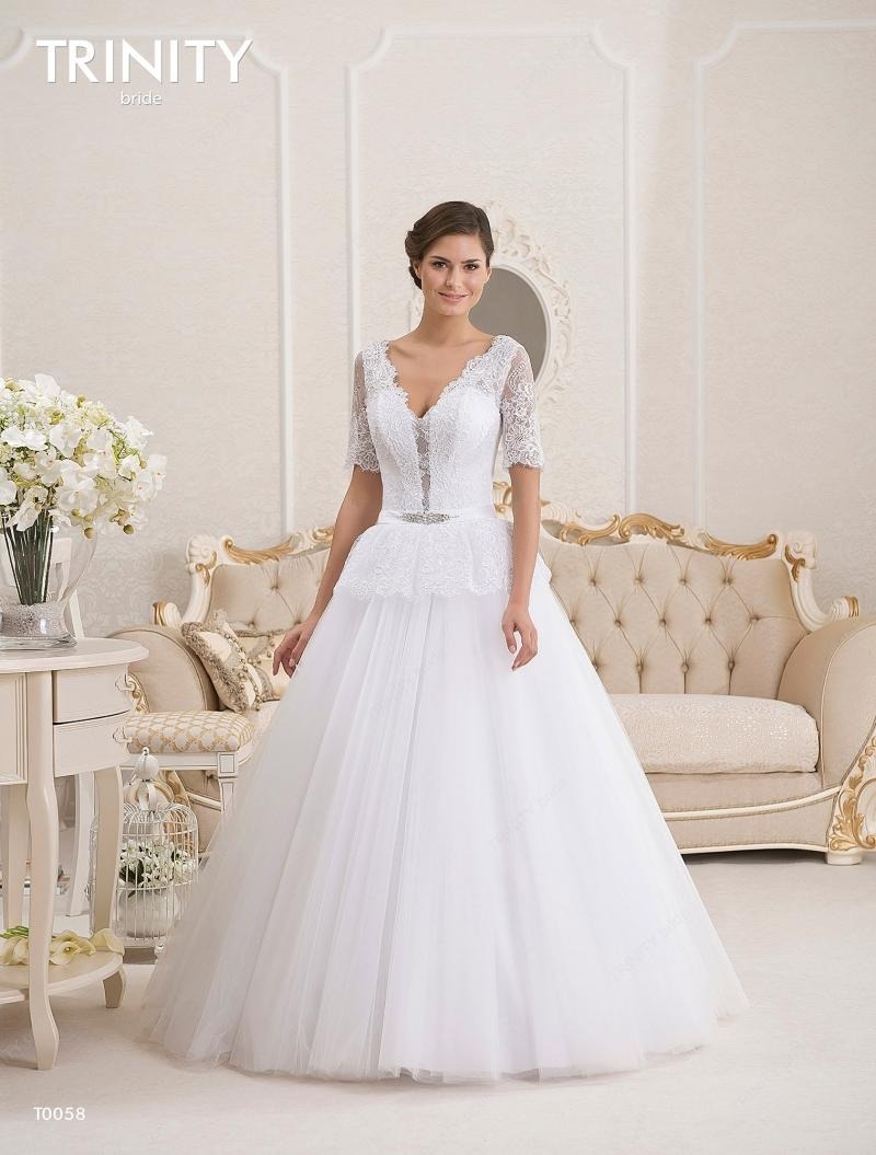Wedding Dress Pentelei Dolce Vita Trinity T0058