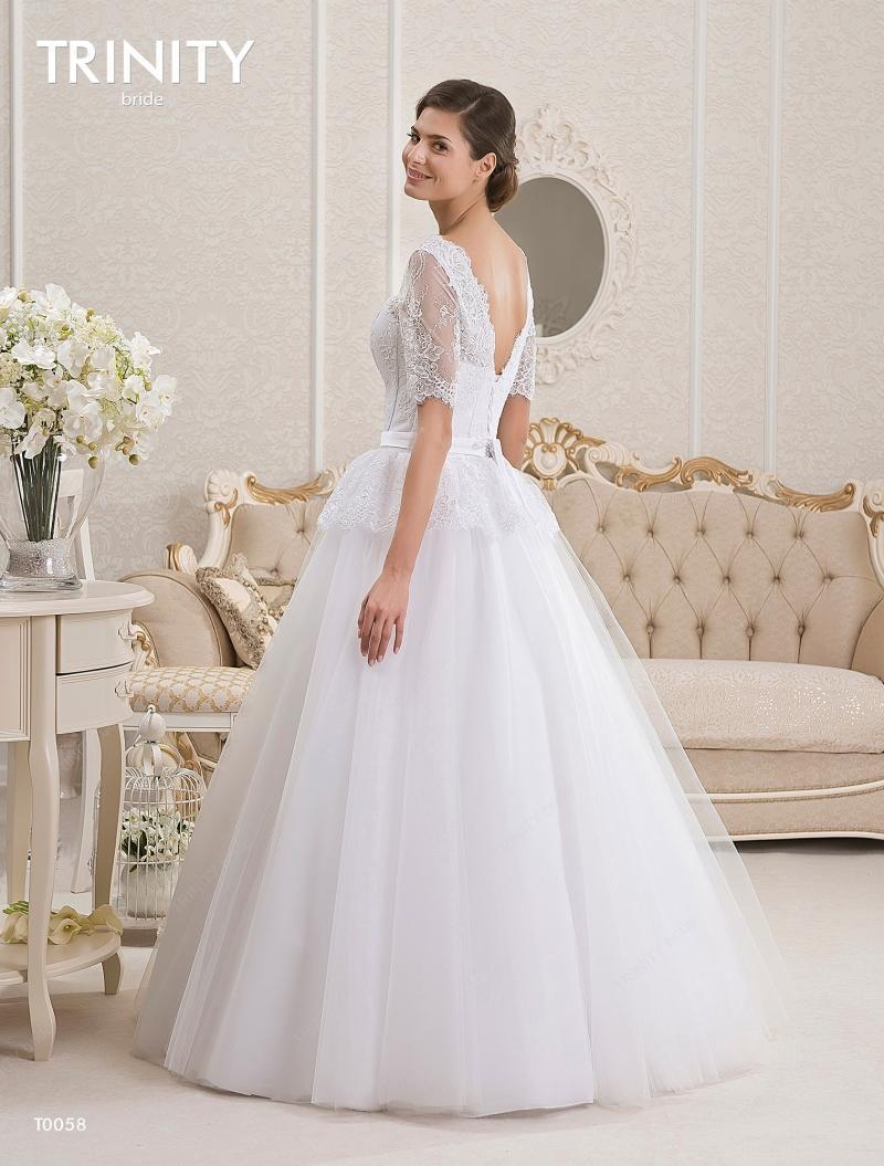 Свадебное платье Pentelei Dolce Vita Trinity T0058