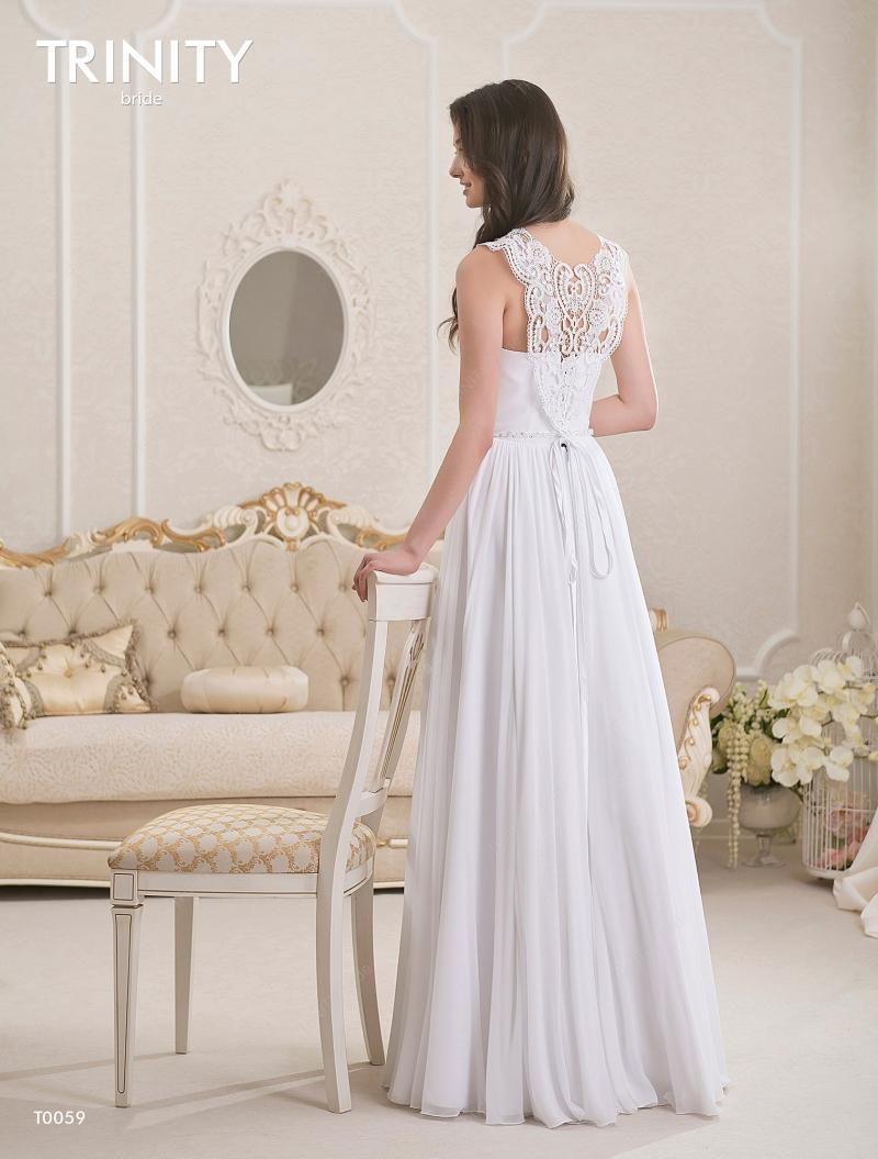 Свадебное платье Pentelei Dolce Vita Trinity T0059