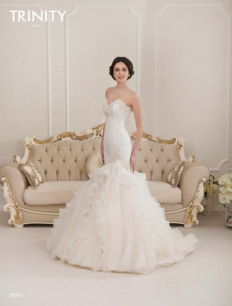 Wedding Dress Pentelei Dolce Vita Trinity T0061