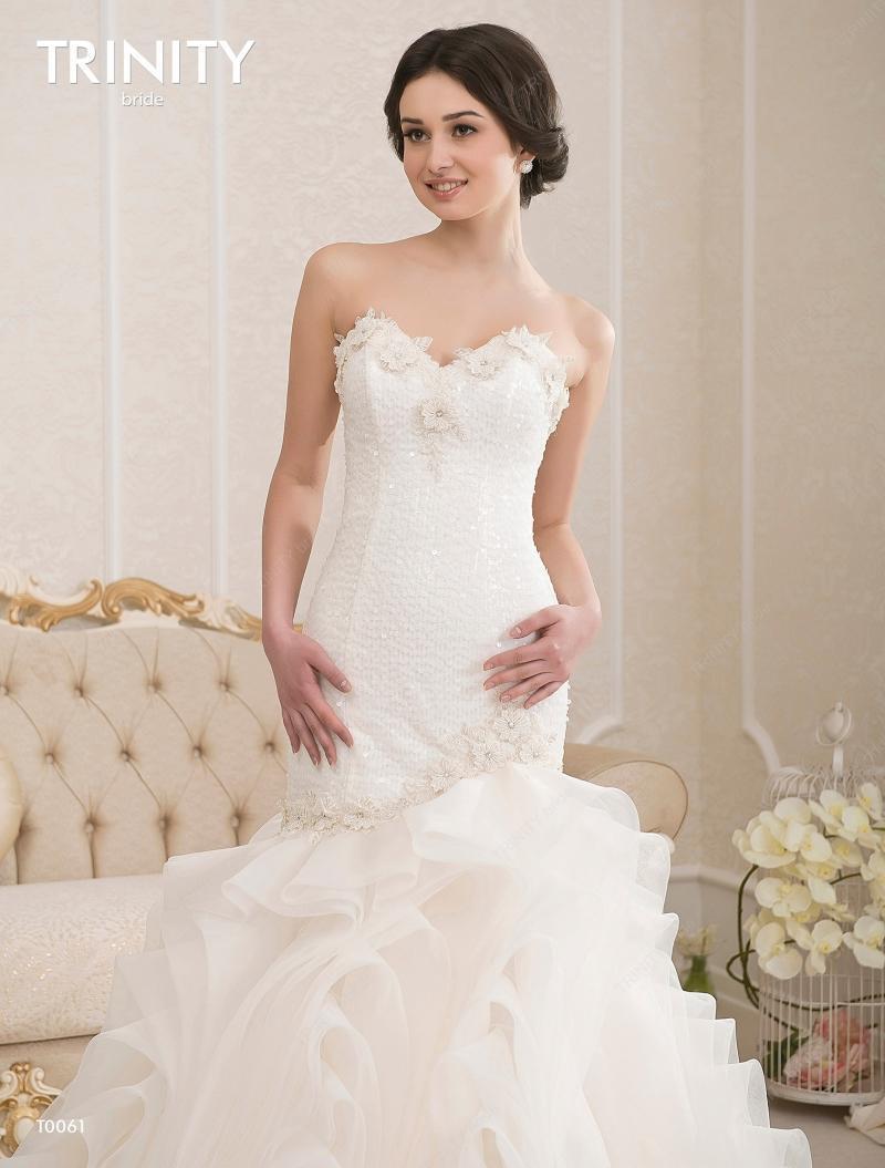Свадебное платье Pentelei Dolce Vita Trinity T0061