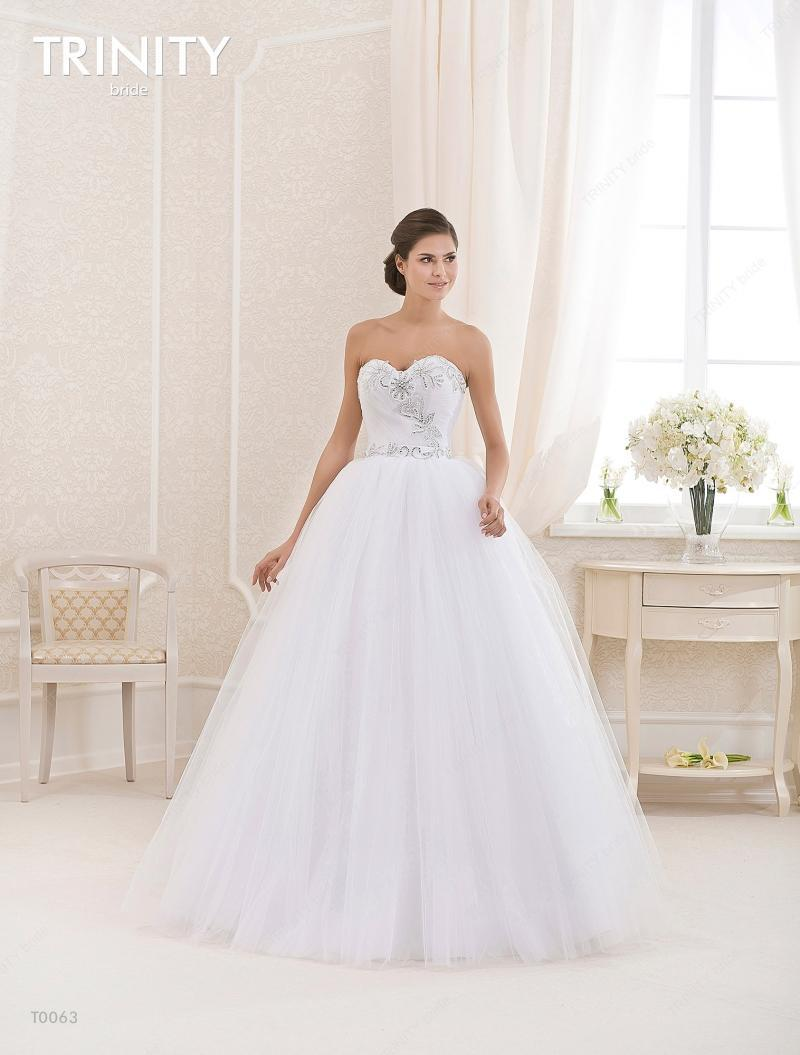 Wedding Dress Pentelei Dolce Vita Trinity T0063