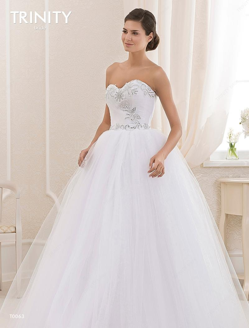 Свадебное платье Pentelei Dolce Vita Trinity T0063