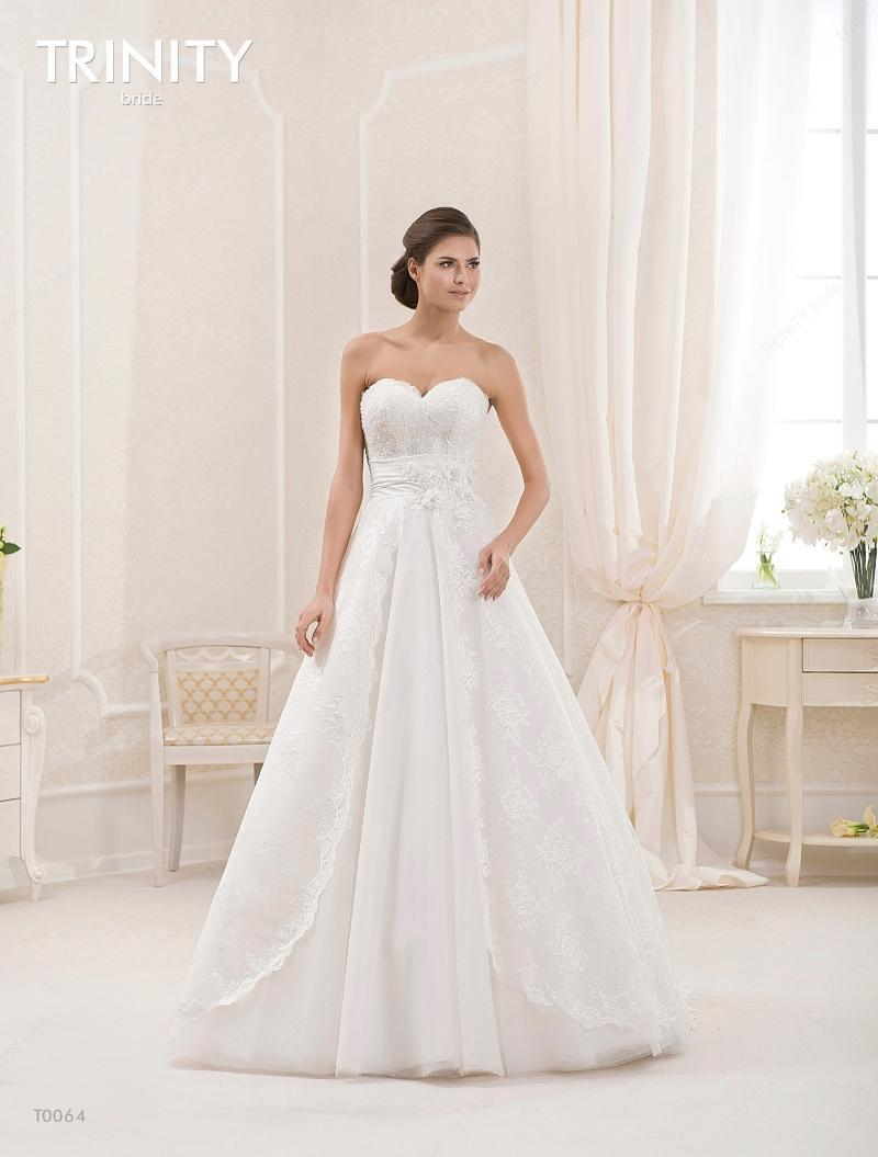 Wedding Dress Pentelei Dolce Vita Trinity T0064