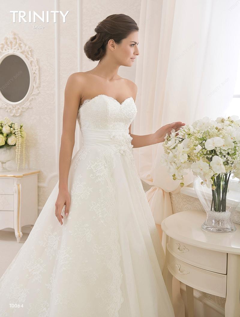 Свадебное платье Pentelei Dolce Vita Trinity T0064