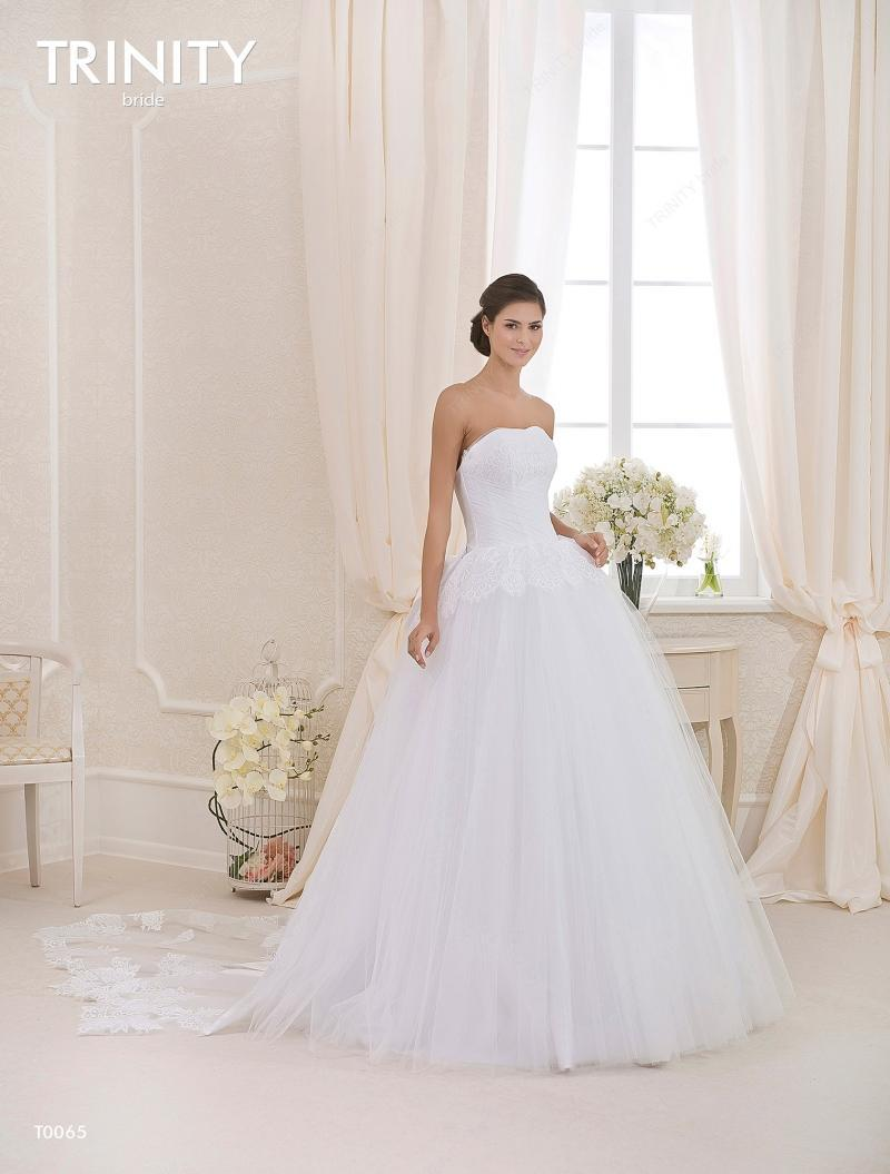 Wedding Dress Pentelei Dolce Vita Trinity T0065