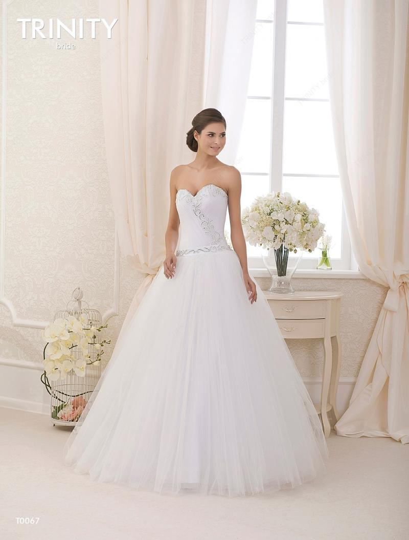 Wedding Dress Pentelei Dolce Vita Trinity T0067