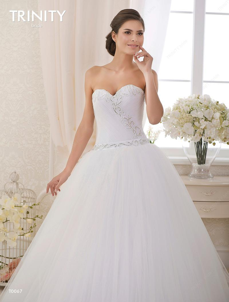 Свадебное платье Pentelei Dolce Vita Trinity T0067