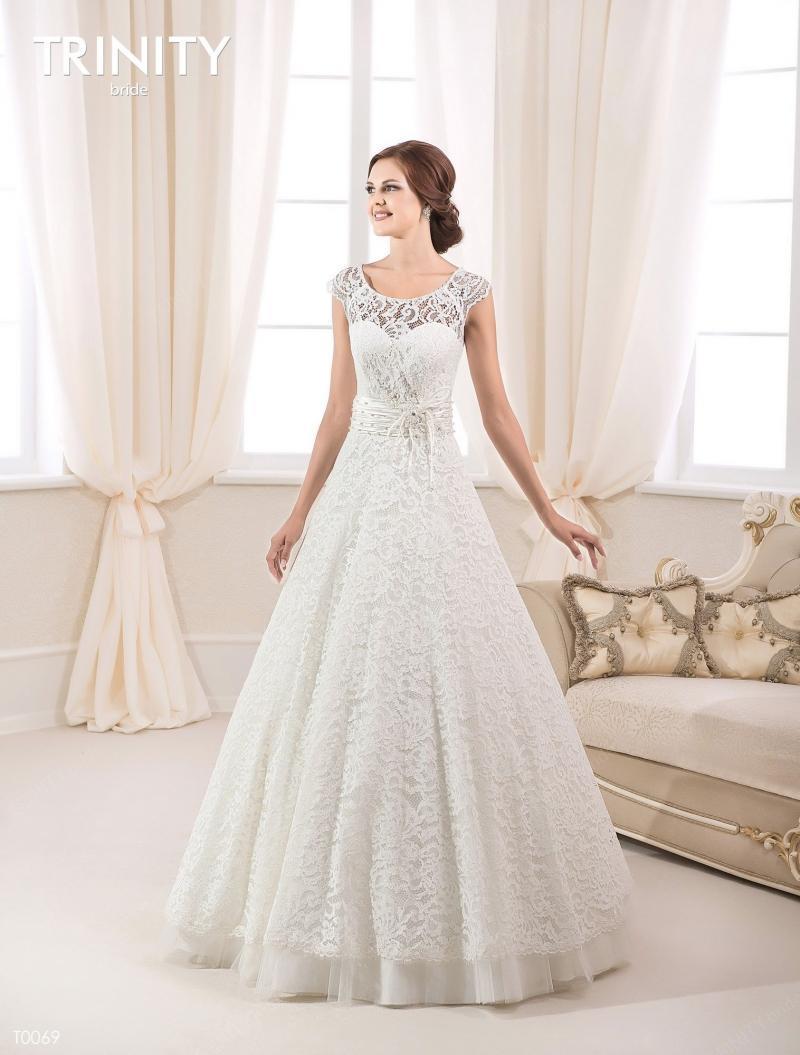 Свадебное платье Pentelei Dolce Vita Trinity T0069