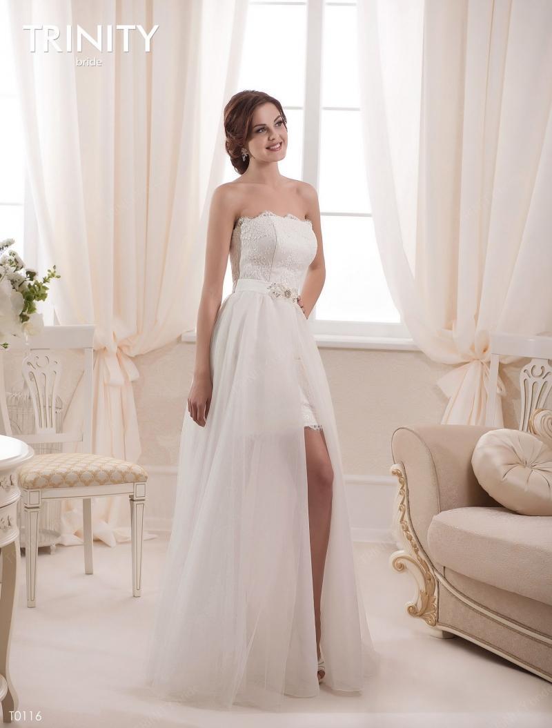 Suknia ślubna Pentelei Dolce Vita Trinity T0116
