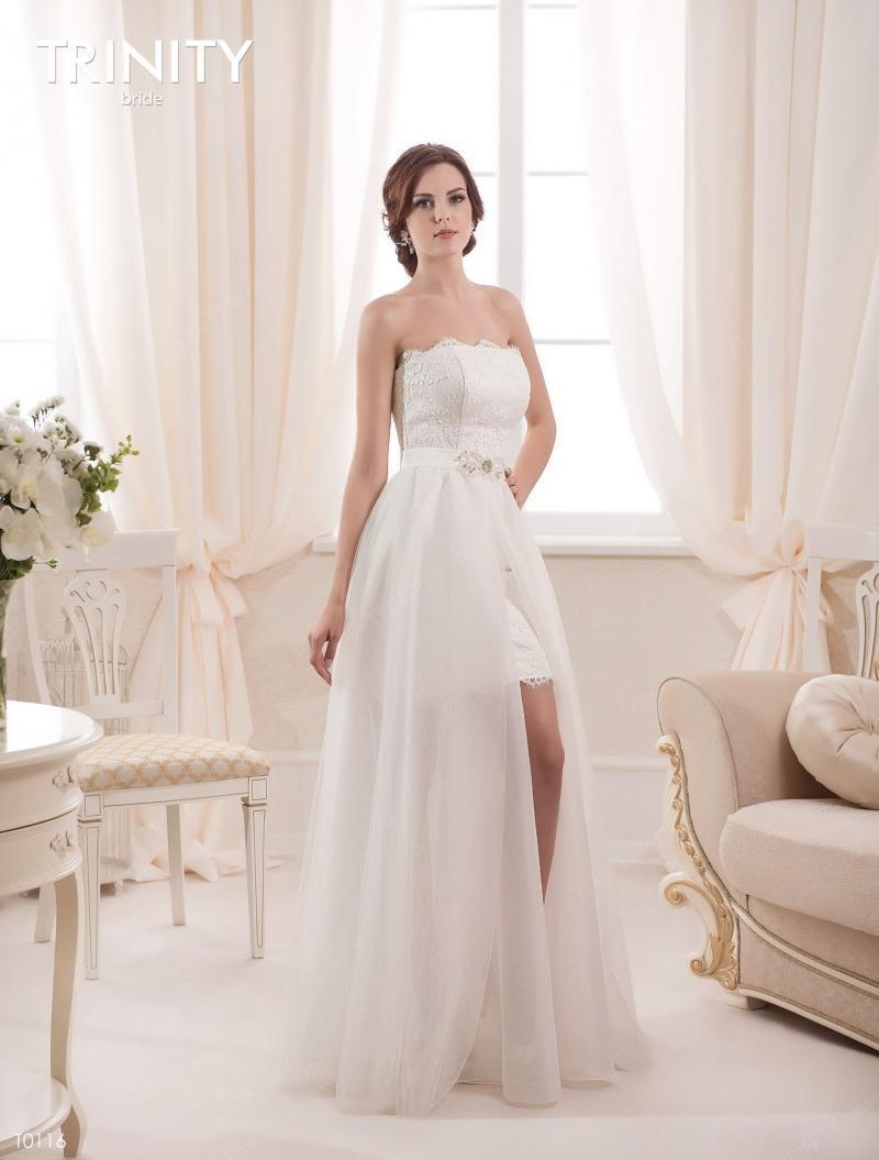 Свадебное платье Pentelei Dolce Vita Trinity T0116