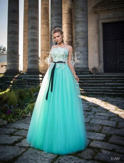 Вечернее платье Ema Bride V-101