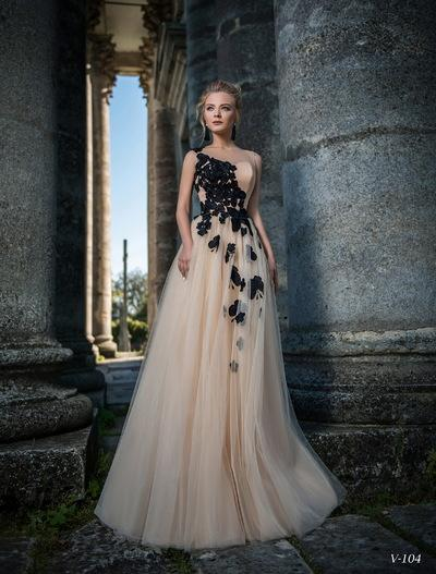 Evening Dress Ema Bride V-104