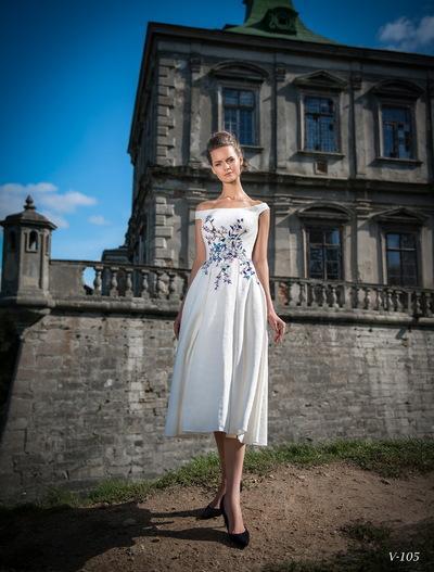 Вечернее платье Ema Bride V-105