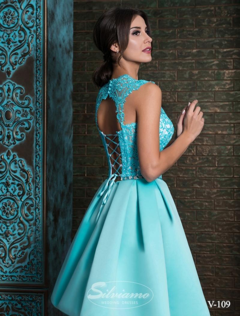 Вечернее платье Silviamo V-109