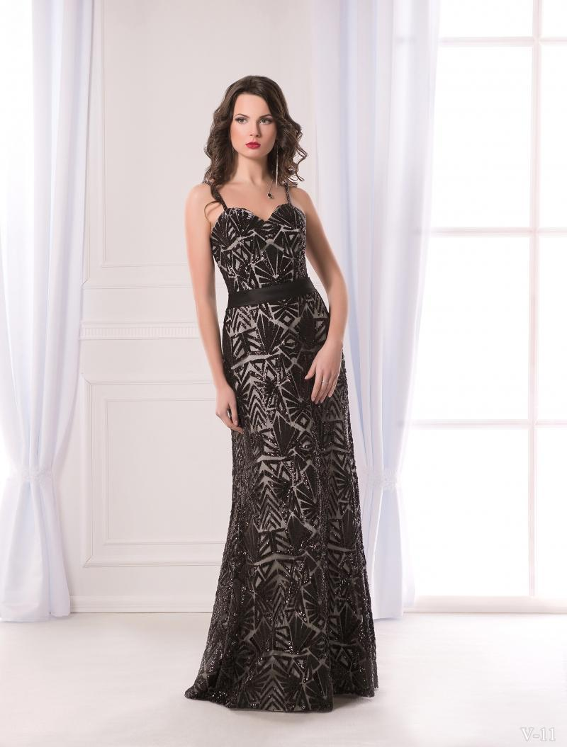 Evening Dress Ema Bride V-11