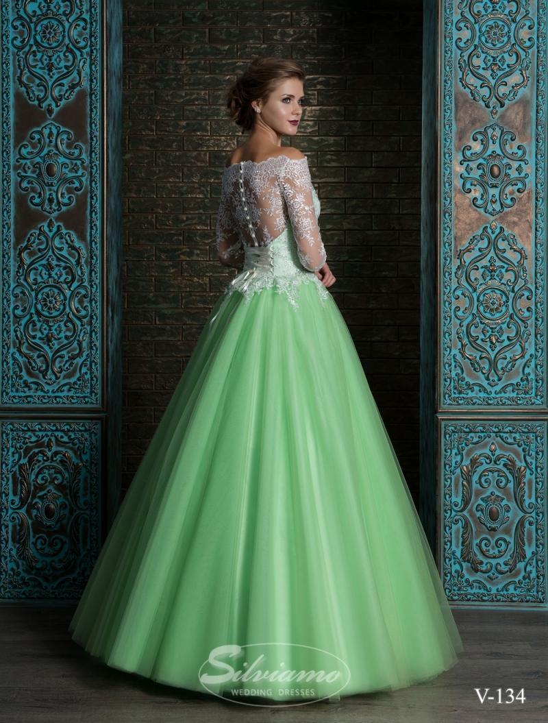 Вечернее платье Silviamo V-134