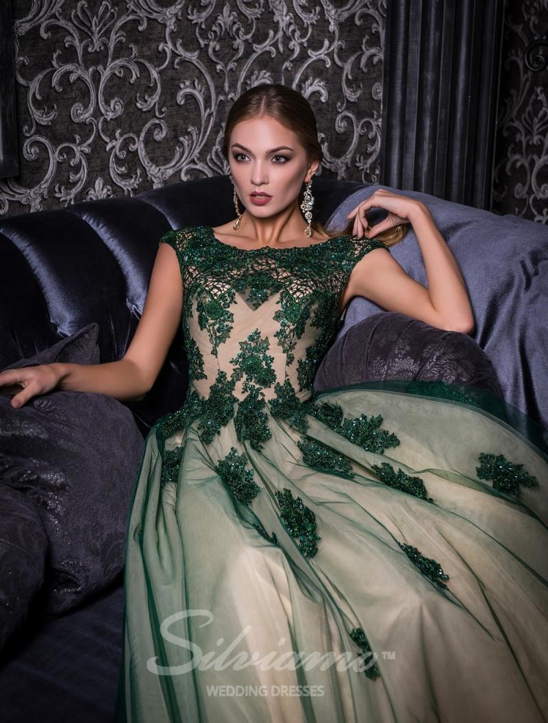 Suknia wieczorowa Silviamo V-139