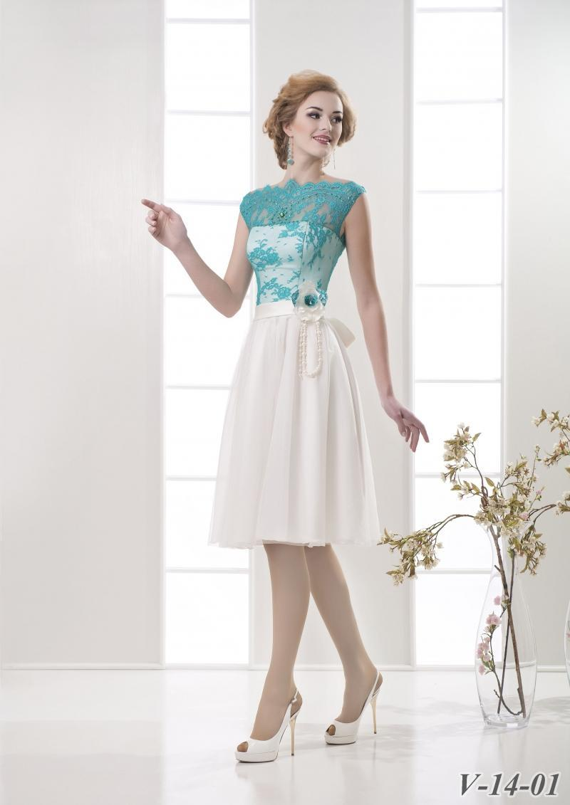 Abendkleid Ema Bride V-01