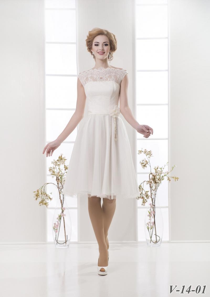 Вечернее платье Ema Bride V-01