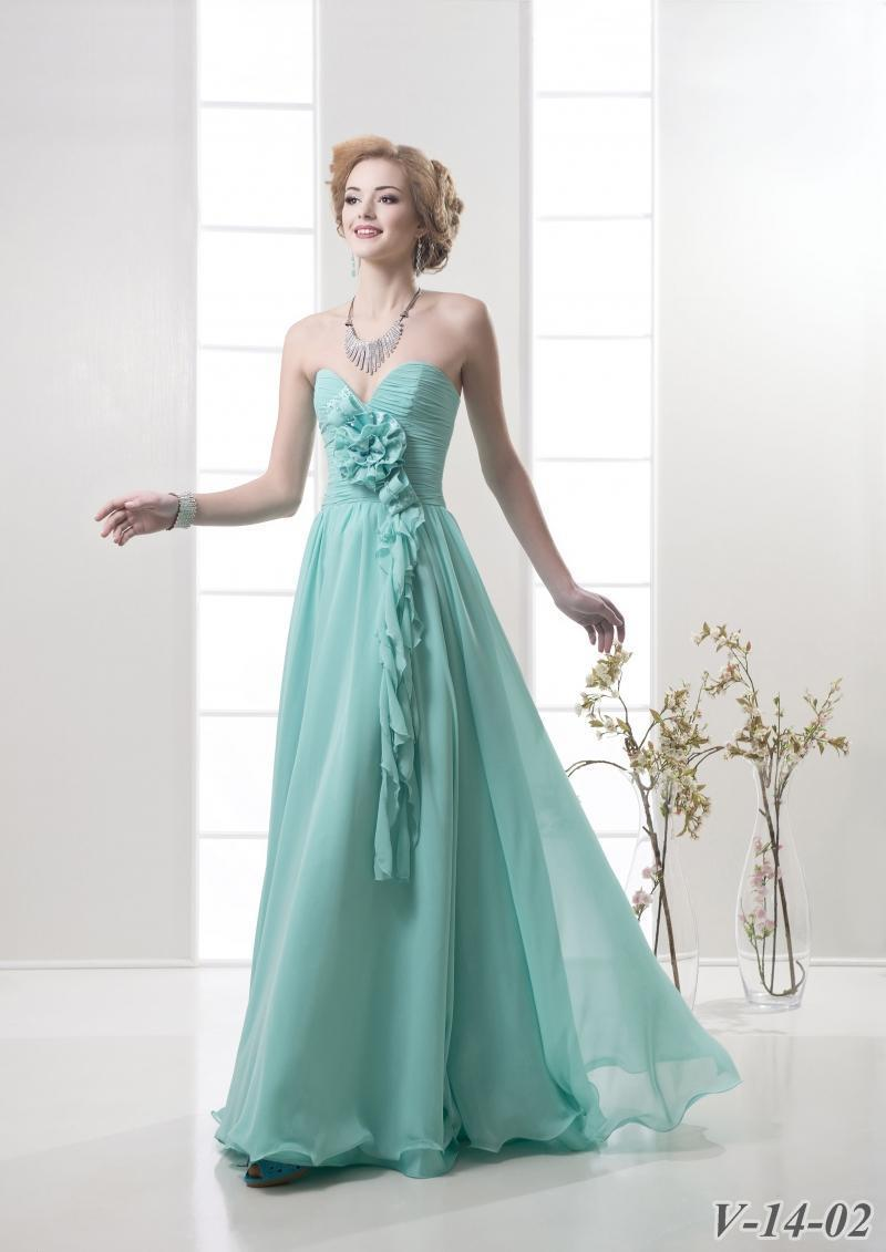 Evening Dress Ema Bride V-02
