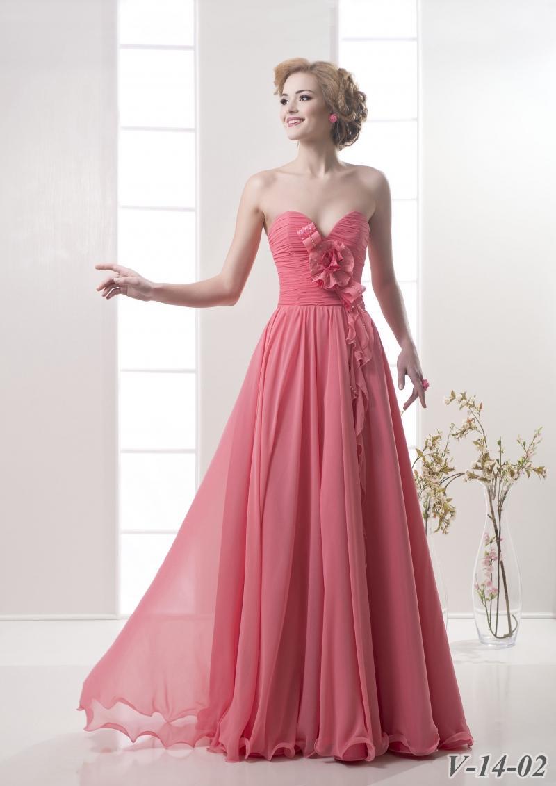 Вечернее платье Ema Bride V-02