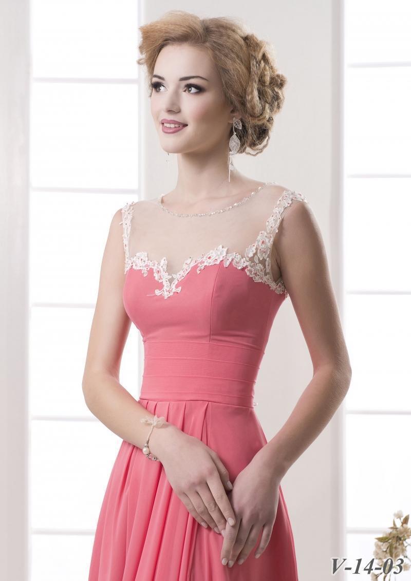 Вечернее платье Ema Bride V-03