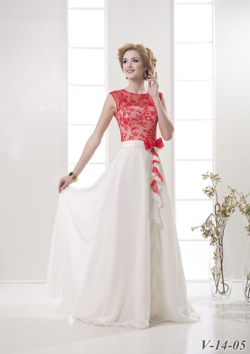 Abendkleid Ema Bride V-05