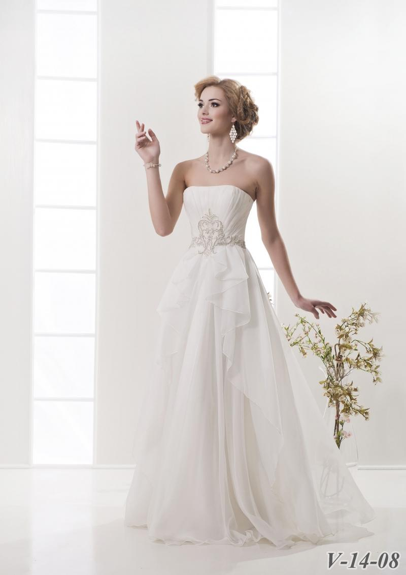 Abendkleid Ema Bride V-08