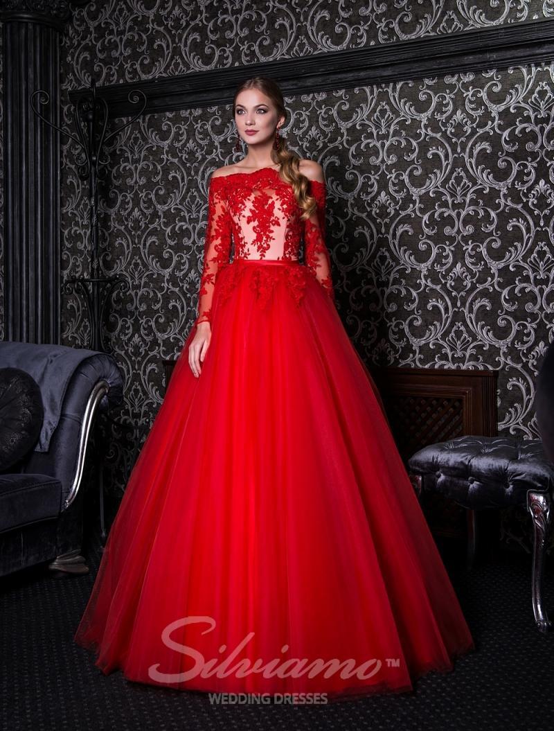 Vestido de noche Silviamo V-141