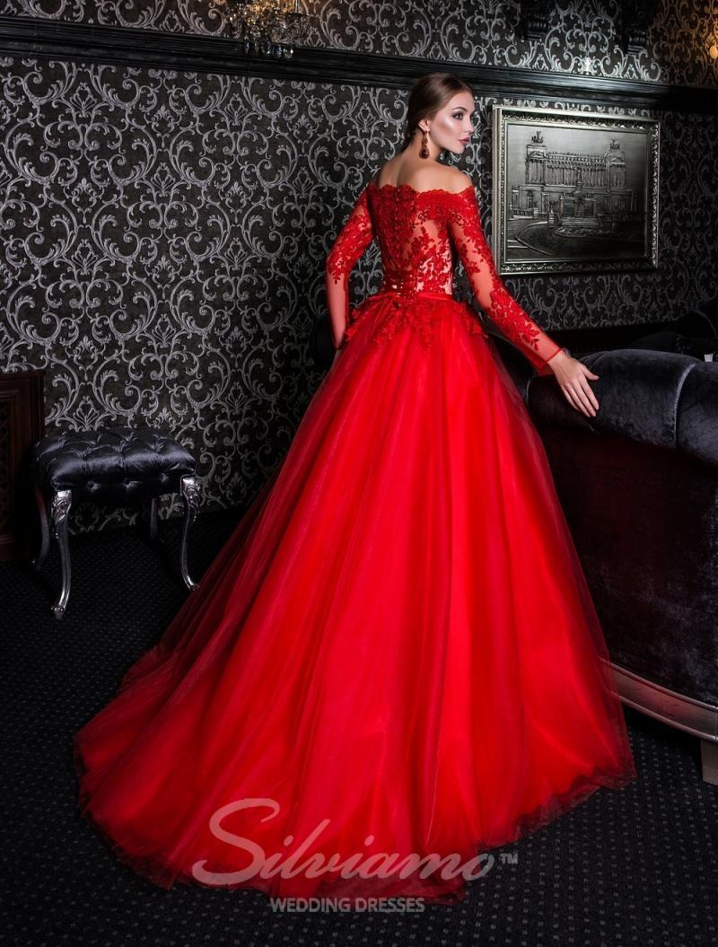 Вечернее платье Silviamo V-141