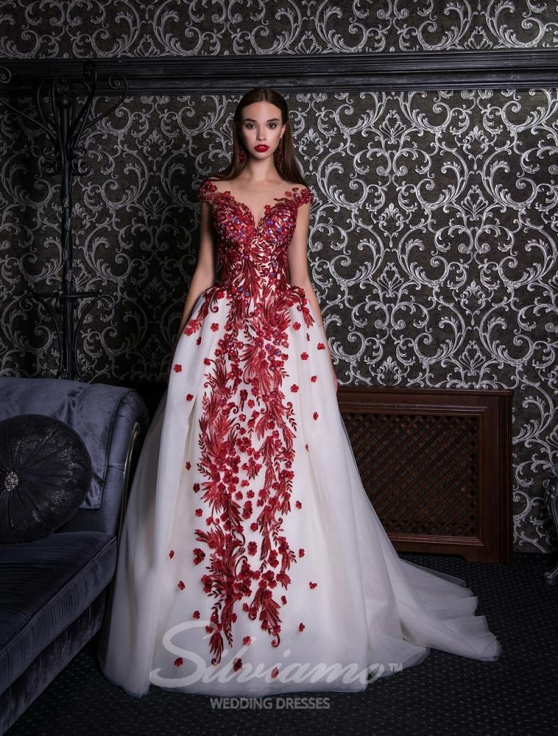 Suknia wieczorowa Silviamo V-142