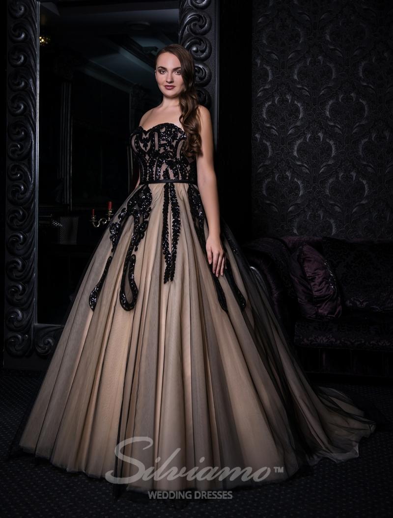 Suknia wieczorowa Silviamo V-143