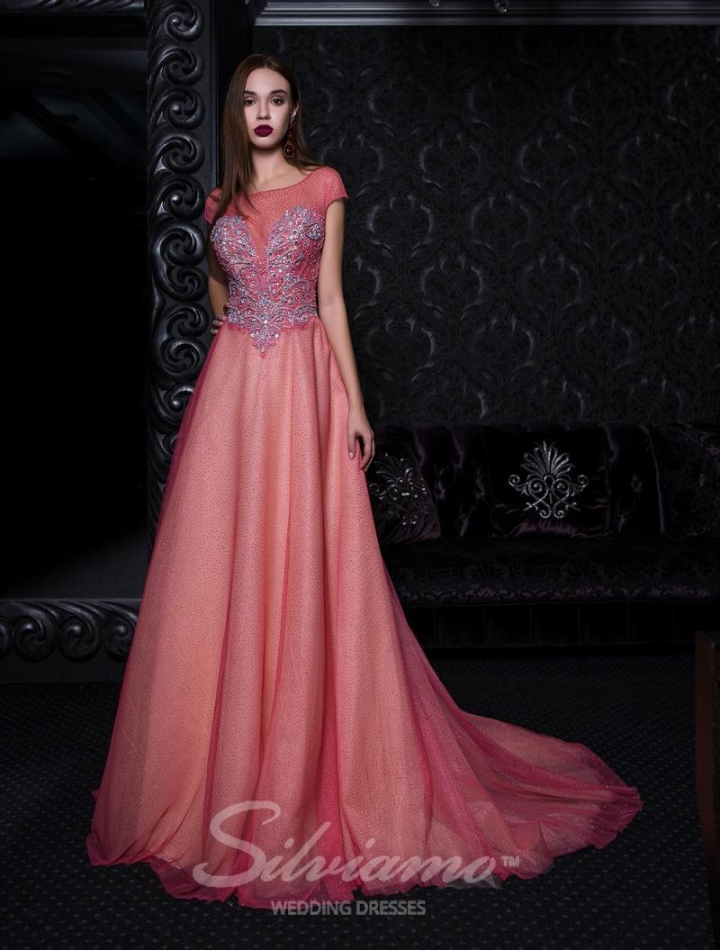 Suknia wieczorowa Silviamo V-144