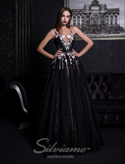 Evening Dress Silviamo V-145