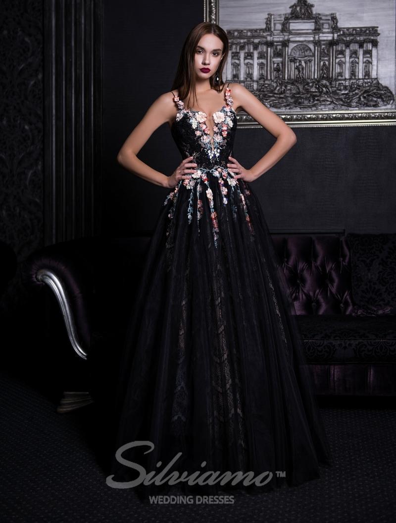 Vestido de noche Silviamo V-145