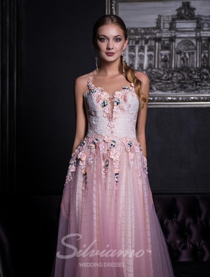 Вечернее платье Silviamo V-145
