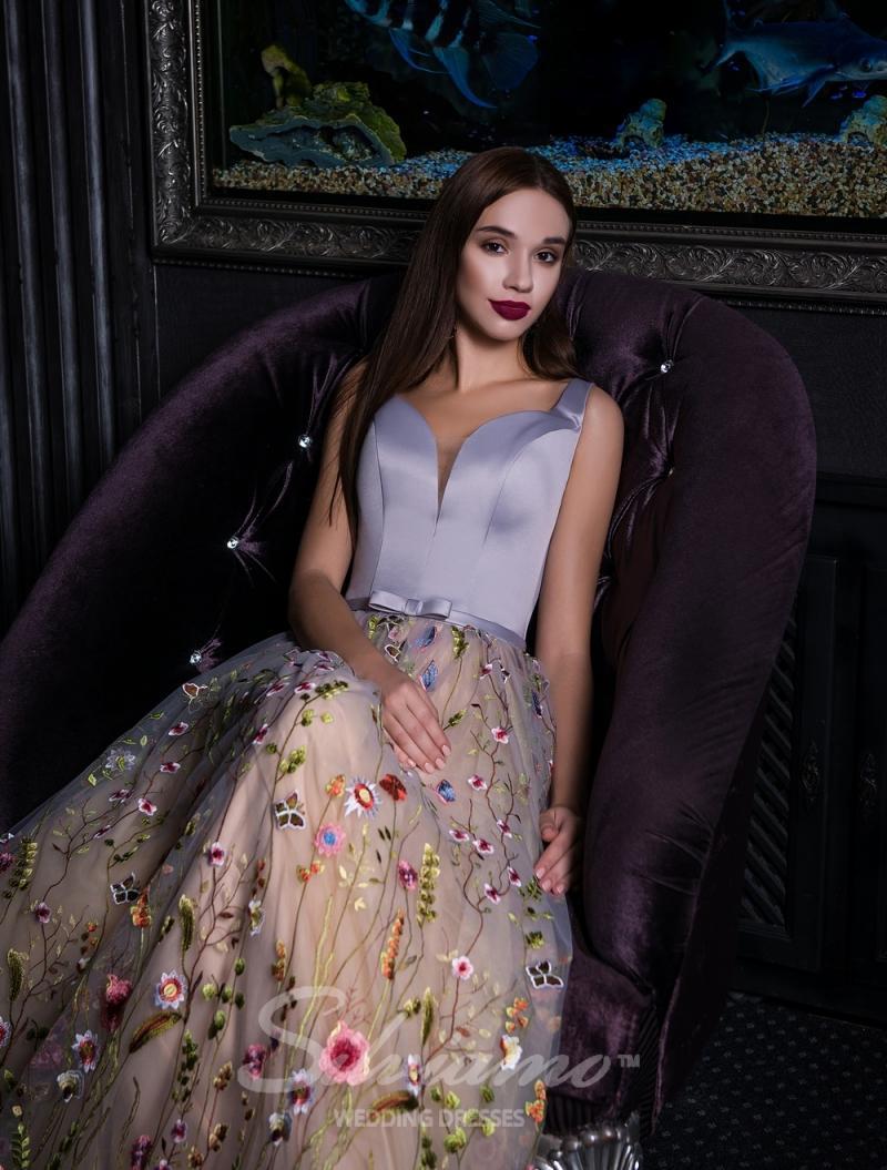 Вечернее платье Silviamo V-146