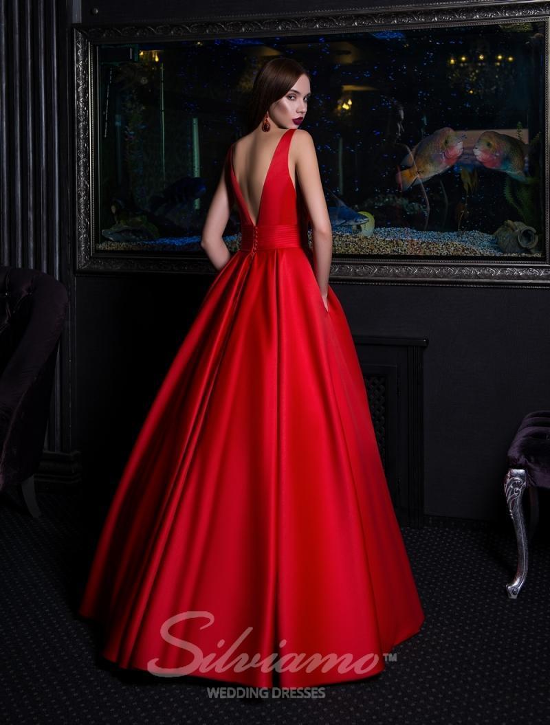 Вечернее платье Silviamo V-148