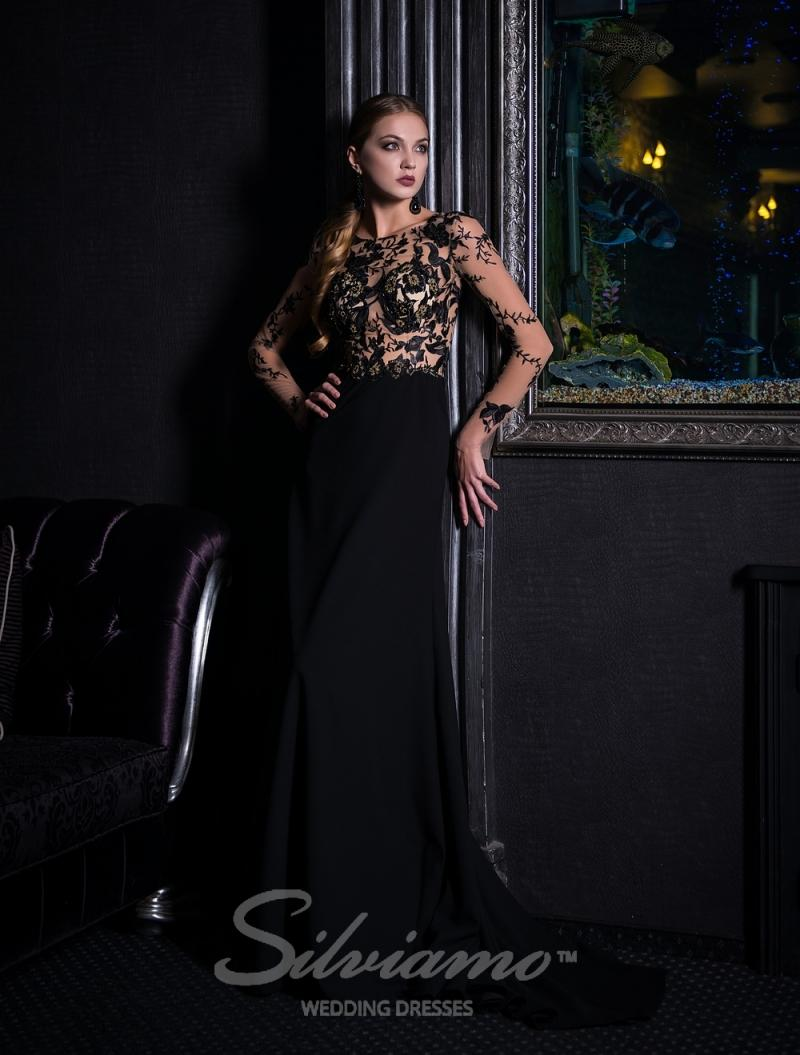 Вечернее платье Silviamo V-149