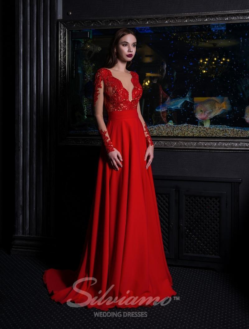 Suknia wieczorowa Silviamo V-153