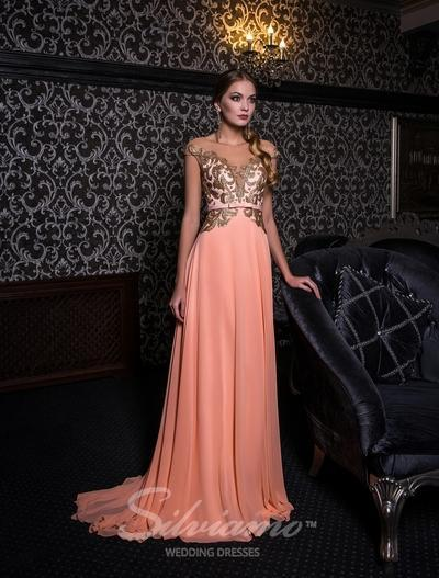 Evening Dress Silviamo V-154