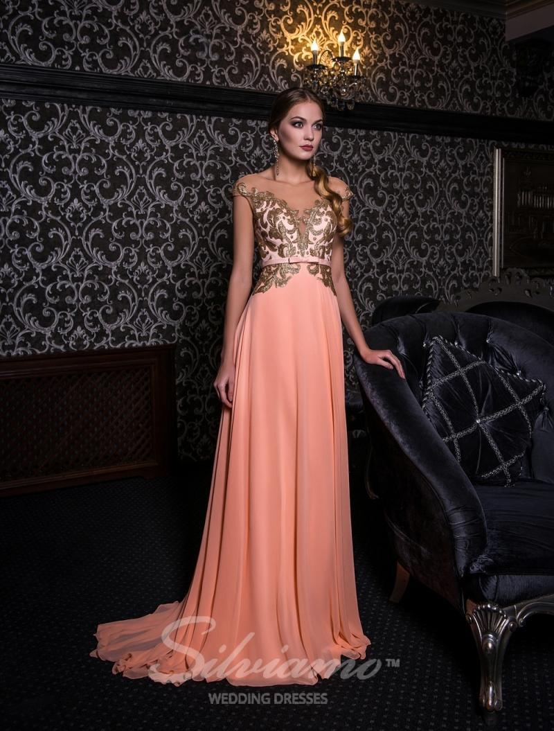 Suknia wieczorowa Silviamo V-154