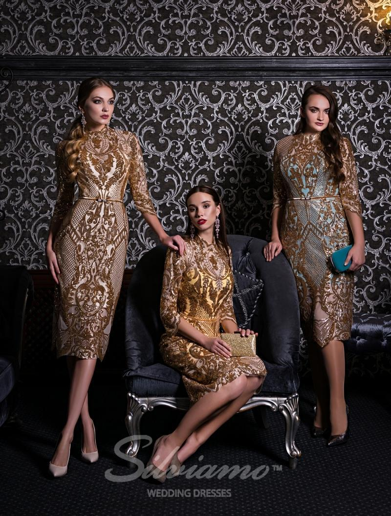 Suknia wieczorowa Silviamo V-157