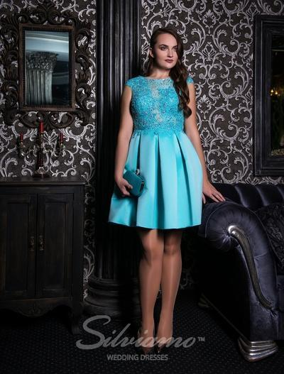 Evening Dress Silviamo V-158