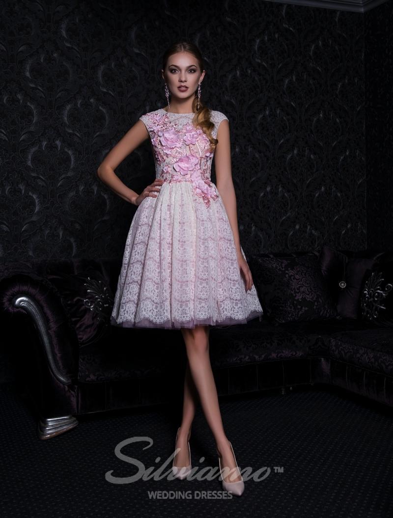 Abendkleid Silviamo V-159
