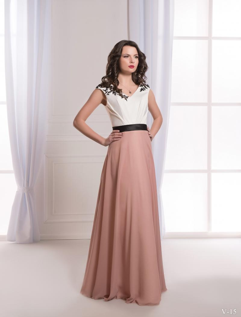 Evening Dress Ema Bride V-15