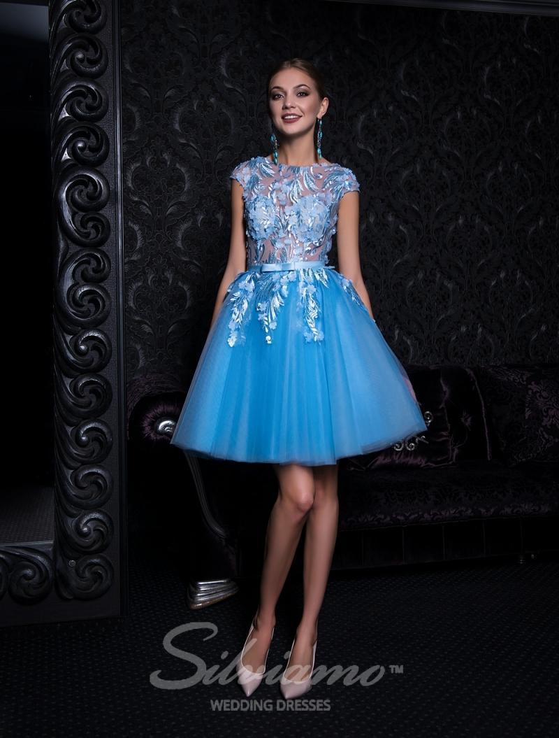 Suknia wieczorowa Silviamo V-160