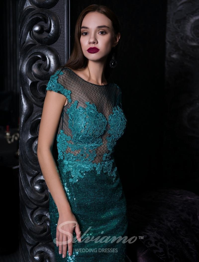 Suknia wieczorowa Silviamo V-161
